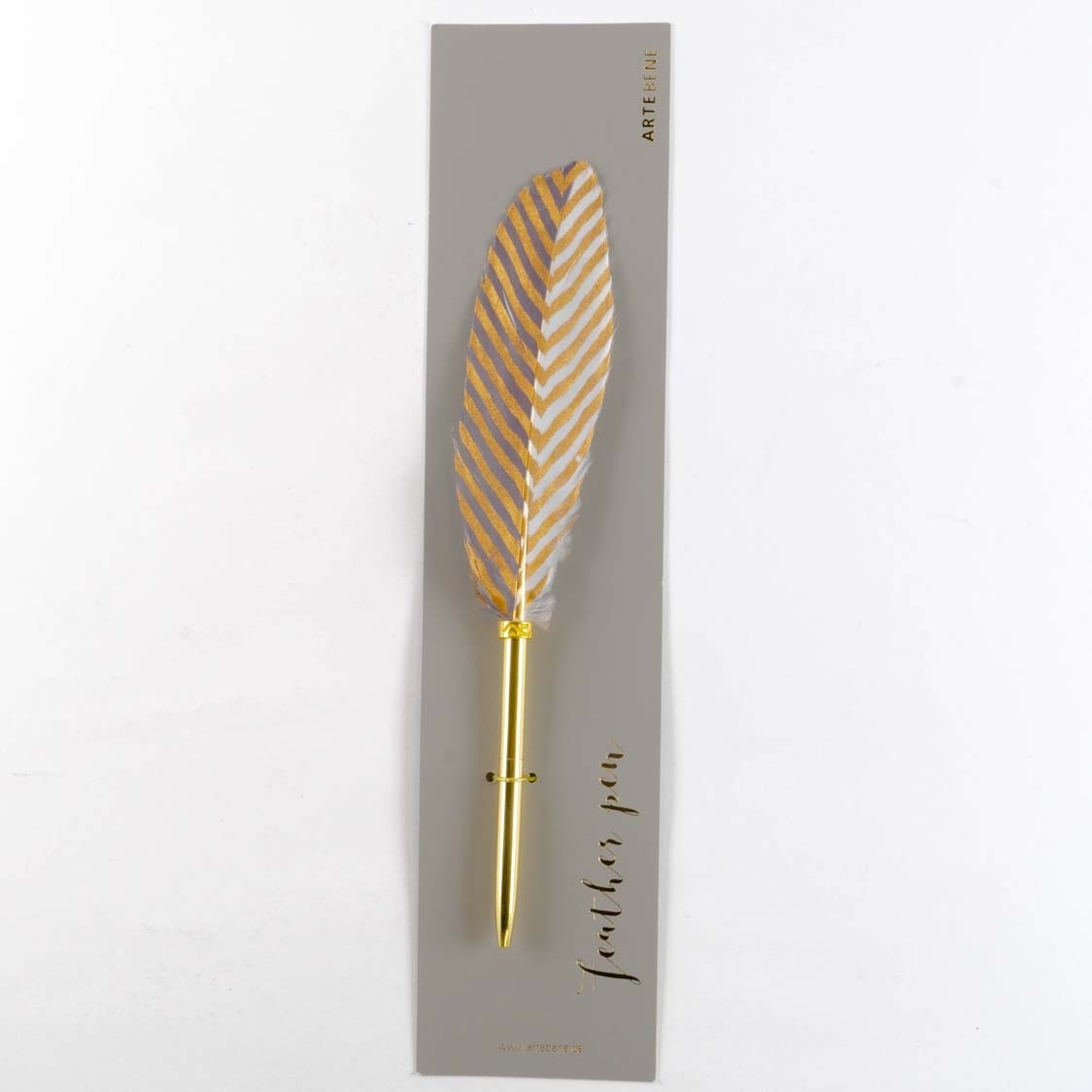 Feather Pen/ assorted