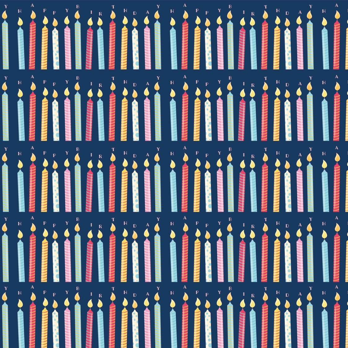 Wrapping Paper - GS assorted designs