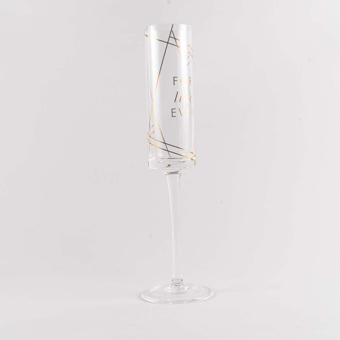 PAS FOR LIKE EVER CHAMPAGNE FLUTE
